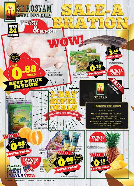 ST Rosyam Mart Sdn Bhd Setiawangsa
