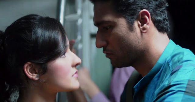 Angira Dhar in Love Per Square Foot with Vicky Kaushal, intimate moment