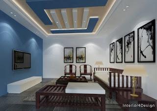 Gypsum Board False Ceiling Designs 13