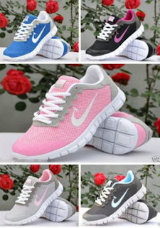 NEW RUNNING TRAINERS WOMEN'S WALKING SHOCK ABSORBING SPORTS SHOES
