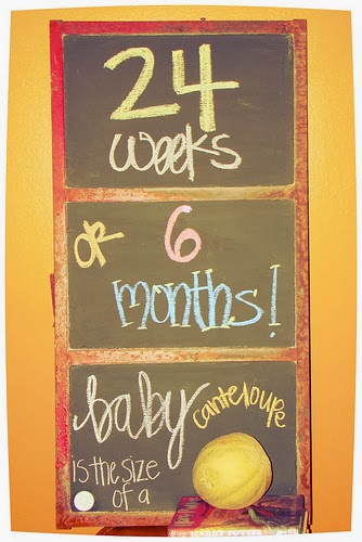 24 weeks in months