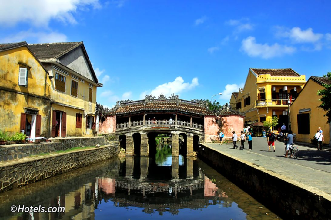 Japanese Covered Bridge in Hoi An Hoi An Attractions