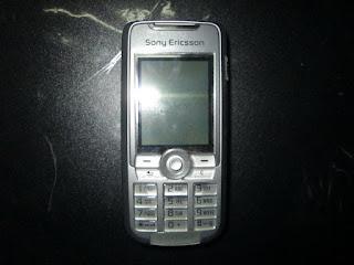 Hape Jadul Sony Ericsson K700i Seken Mulus Kolektor Item