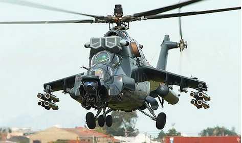 Rusia Selingkuh, Militer Pakistan Akan Diperkuat Dengan Mi-35M dan SU-35
