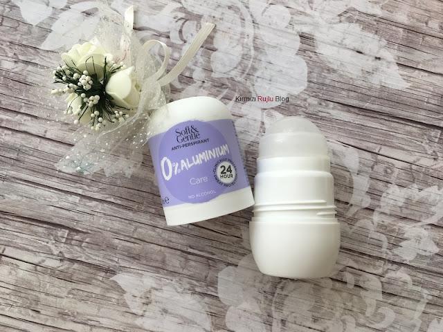 Soft Gentle Dry Deodorant ve Deo-Rollon