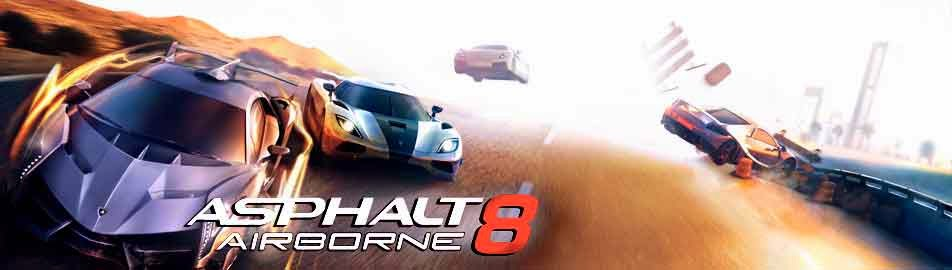 Download Asphalt 8: Airbone for Windows 8