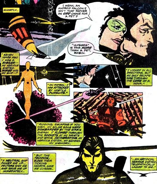 Marvel Premiere #32, Monark Starstalker