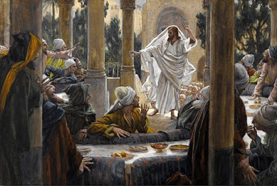 Christ Reproving the Pharisees