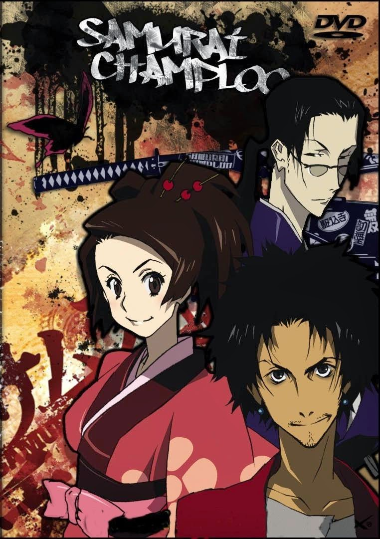 Samurai Champloo ταινιες online seires oipeirates greek subs
