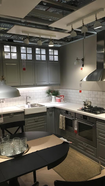 Lusting over IKEA kitchens