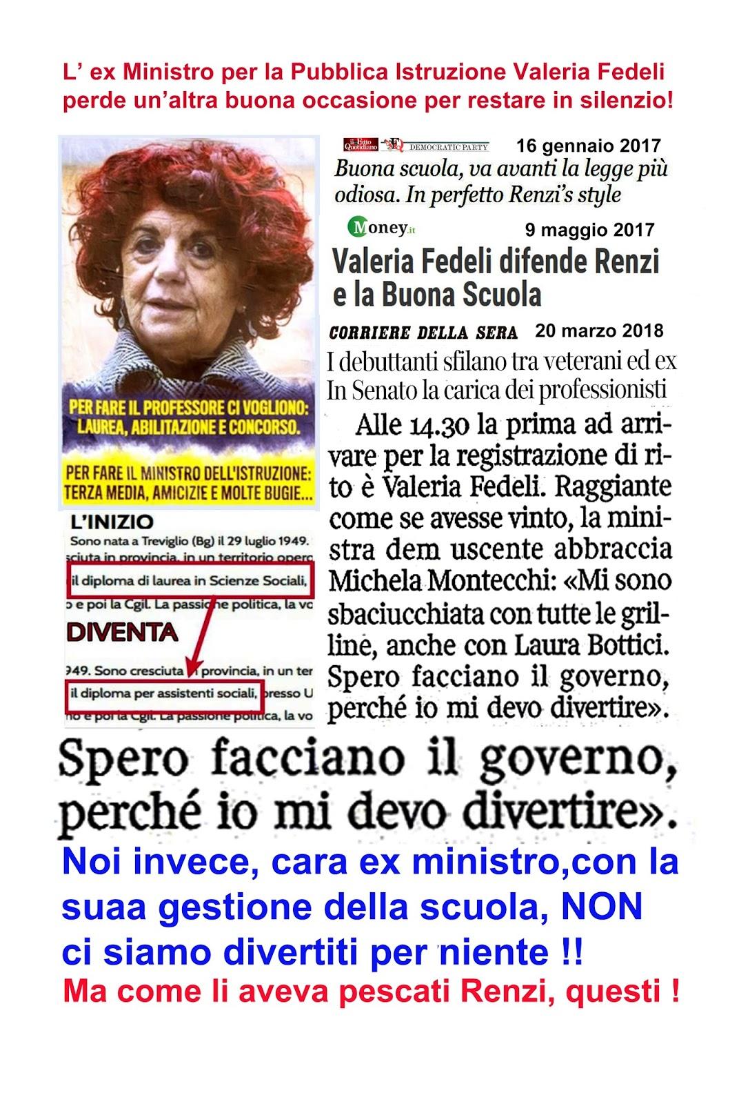 Tg Roma Talenti L Ex Ministro Della Pubblica D Istruzione