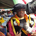 Mark honoured with doctorate degree as Gov. Okowa, Ogun first Lady, others stand still.