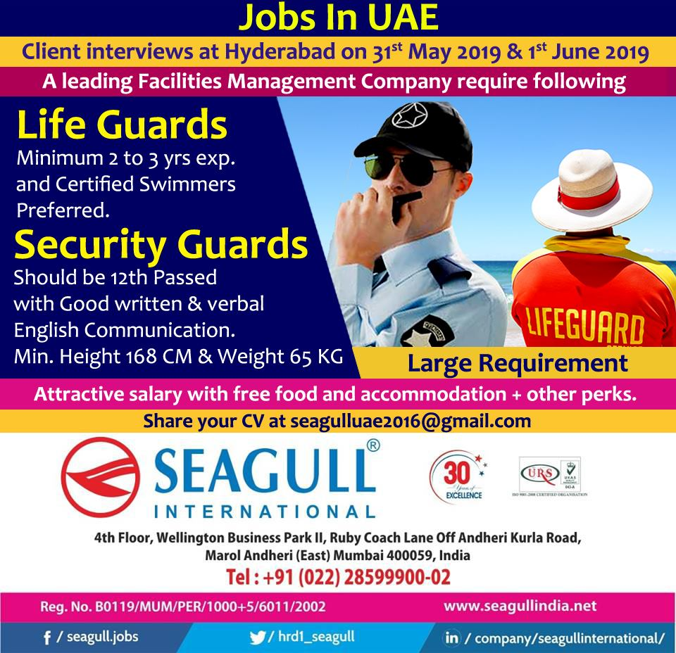 Facilities Management company require for UAE