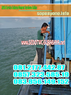 Cara Mengatasi WC Mampet Surabaya