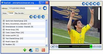 Free Download Sopcast latest version 3.8.3