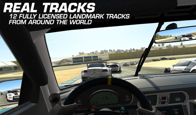 Game Real Racing 3 Mod Apk