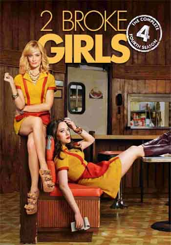 2 Broke Girls 4ª Temporada Torrent - BluRay 720p Dublado