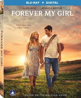Enter to win Forever My Girl on Blu-Ray. #Giveaway ends 5/31