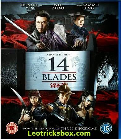 Movie : 14 Blades (2010) 720p Dual Audio [Hindi-Tamil]