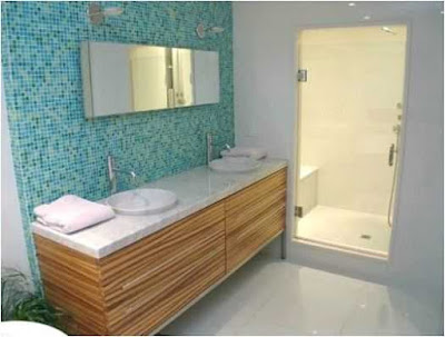 Contemporary Bathroom Vanities Miami Elegant