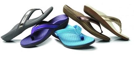194cf012c86 Celebrate National Flip Flop Day! Review New Vionic Healthy Flip Flops
