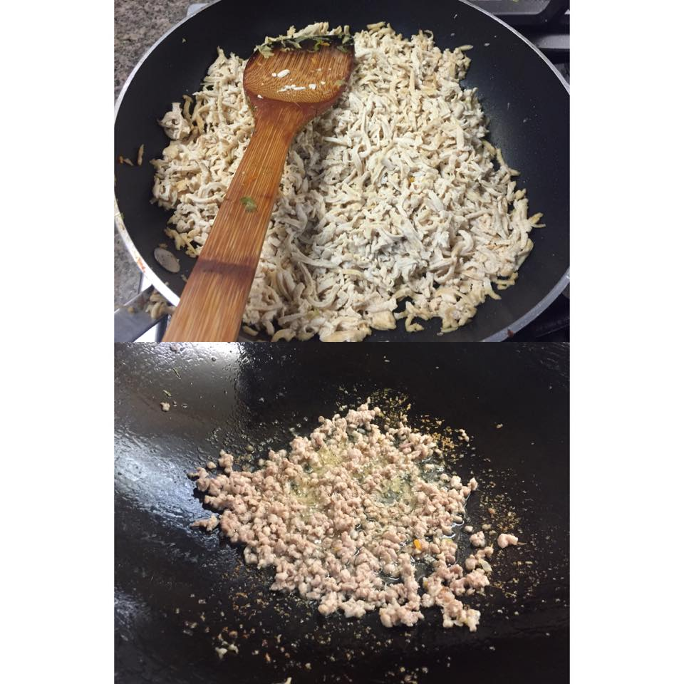 how to cook fresh lumpia sauce
