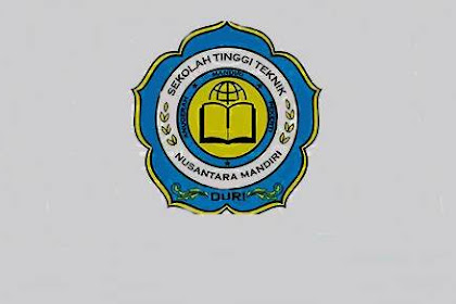 Lowongan Sekolah Tinggi Teknik Nusantara Mandiri Duri November 2018