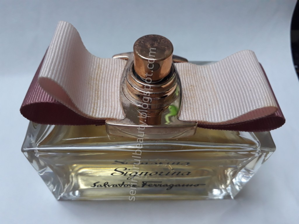 Healthy Nurul Beauty My Review On Perfume Signorina By Salvatore