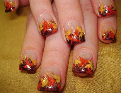Thanksgiving-NAil-Arts