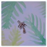 breloque palmier