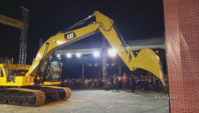 caterpillar excavator 320 and 320GC