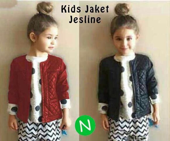 Jual Baju Anak Perempuan Jaket Jesline (Kids) - 12806