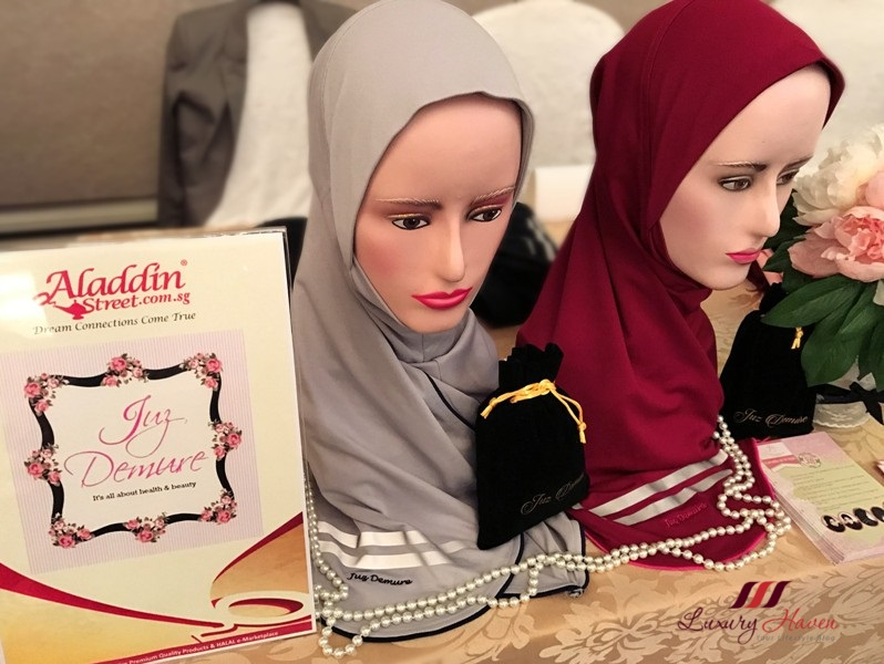 muslims aladdinstreet juz demure dri fit sports hijab