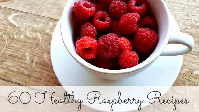 Healthy Raspberry Recipes | Becky Cooks Lightly
