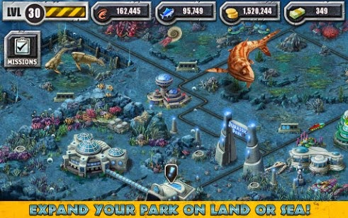 Jurassic Park™ Builder Free Download | BS