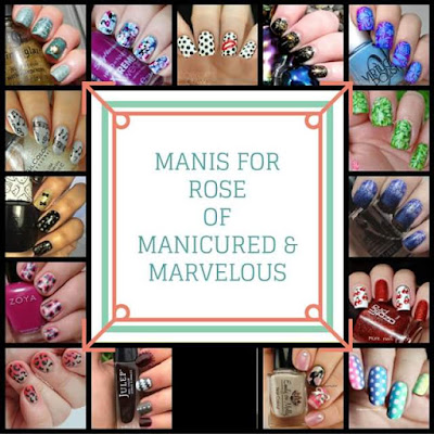 Manis For Rose