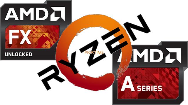 La nomenclatura delle CPU AMD