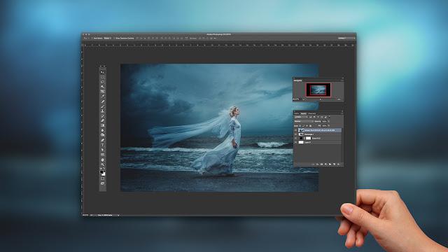 Photoshop, 6 Phần mềm thiết kế đồ họa thiết yếu hàng đầu cho dân thiết kế