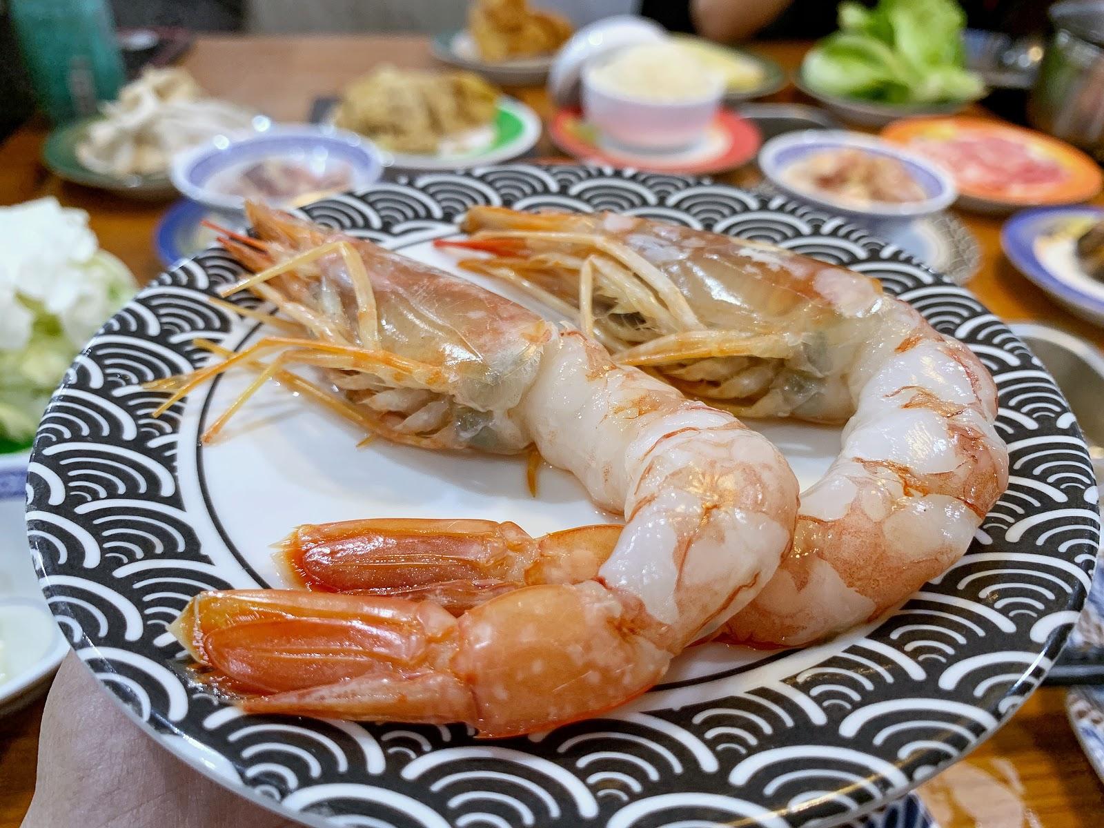 火鍋必吃剝殼蝦