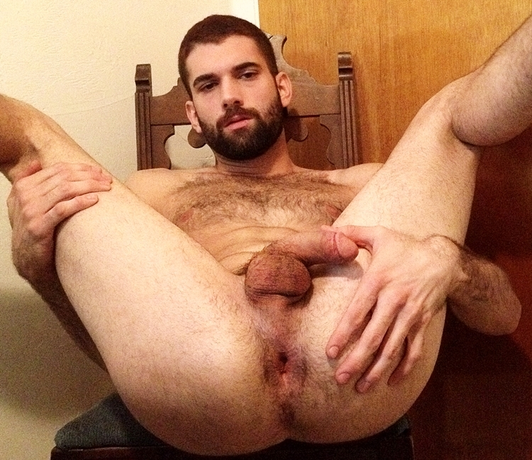 daddy hairy otter gay