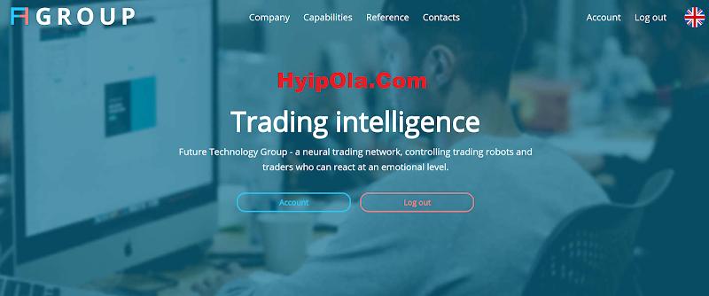 [SCAM] Review FTgroup.Net [SG] - Bản kế thừa hoàn hảo của Tessline từ công ty Singapore - Lãi up 3.8% hằng ngày