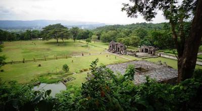 Istana Ratu Boko : Saksi Bisu Kejayaan Tanah Sumatera