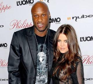 Lamar Odom praises ex wife Khloe Kardashian