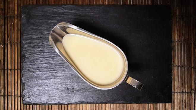 Sauce Bâtarde ou Sauce au Beurre