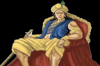 वासना का प्यासा राजा ययाति की कथा