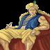 राजा ययाति की कथा, विष्णु पुराण की पौराणिक कथा