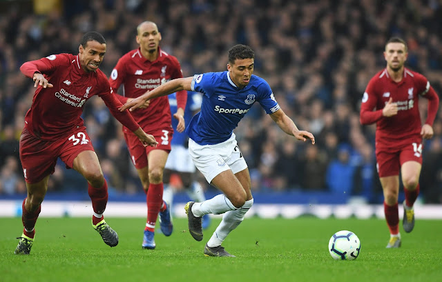 Everton Vs Liverpool FC