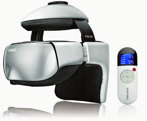 iDream 3 Eye and Head Massager