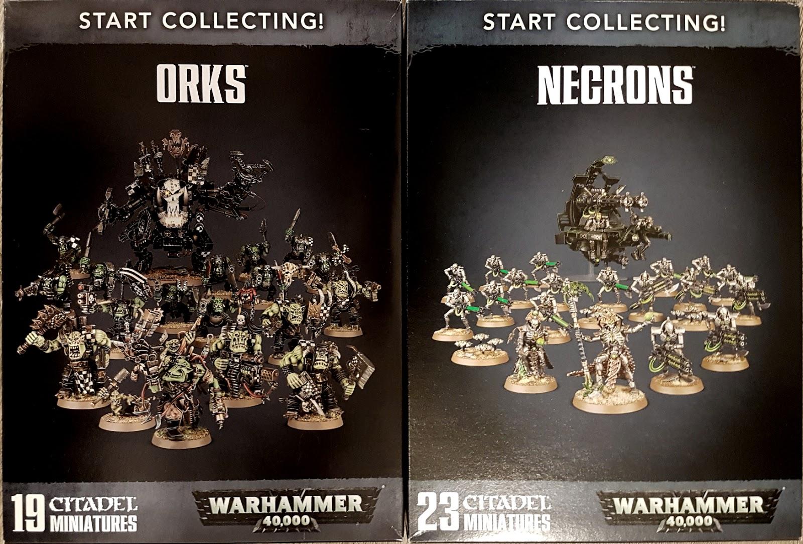 JADE's Two New Warhammer 40k Armies (Finally!) - Jade Gaming