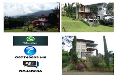Rekomendasi Penginapan Villa Untuk Liburan Lebih Menyenangkan di Lembang
